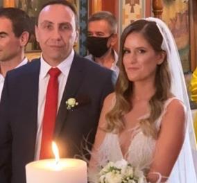 Ο δημοσιογράφος του ΣΚΑΪ Νίκος Ανδρίτσος είπε το ναι - Παντρεύτηκε την πανέμορφη Τζούλη στην Ηλεία (φωτό) - Κυρίως Φωτογραφία - Gallery - Video
