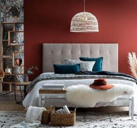 Κρεβατοκάμαρα με στιλ! -30 ιδέες διακόσμησης για το υπνοδωμάτιο των ονείρων σας (φώτο) - Κυρίως Φωτογραφία - Gallery - Video