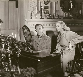 Vintage Pics:  Ο γοητευτικός κύριος Bing Crosby - O πιο δημοφιλής τραγουδιστής & ηθοποιός του 20ου αι. σε σπάνιες πόζες  - Κυρίως Φωτογραφία - Gallery - Video
