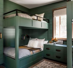 Τα κρεβάτια κουκέτες επιστρέφουν πιο όμορφα από ποτέ! - Άνεση & στυλ στο παιδικό δωμάτιο & όχι μόνο (φώτο) - Κυρίως Φωτογραφία - Gallery - Video