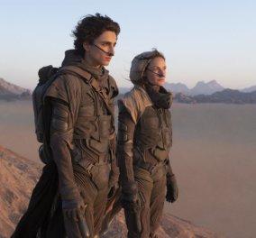 """Οι ταινίες της εβδομάδας: Το μεγαλειώδες  «Dune» του Ντενί Βιλνέβ & η επική """" Τελευταία Μονομαχία"""" του Σκοτ (βίντεο) - Κυρίως Φωτογραφία - Gallery - Video"""