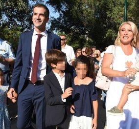 Σία Κοσιώνη - Κώστας Μπακογιάννης: Τα τρυφερά μηνύματα για τα γενέθλια του γιου τους - ο Δήμος έγινε 4 ετών! (φωτό) - Κυρίως Φωτογραφία - Gallery - Video