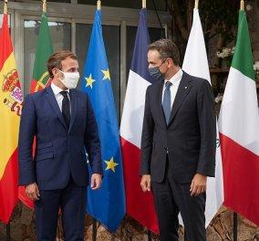 Τα «κλειδιά» της ιστορικής συμφωνίας Ελλάδας - Γαλλίας: Είναι το πρόπλασμα για την ευρωπαϊκή στρατηγική αυτονομία; - Κυρίως Φωτογραφία - Gallery - Video