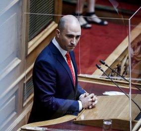 Ο Γιάννης Μιχελάκης γράφει: Γιατί ο Μπογδάνος δεν ανήκει και δεν έπρεπε να ανήκει στη Νέα Δημοκρατία - Κυρίως Φωτογραφία - Gallery - Video