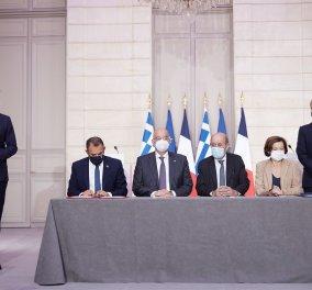 Κατατέθηκε στη Βουλή η νέα αμυντική συμφωνία Ελλάδας - Γαλλίας - Ποιοι είναι οι όροι της - Δεν απειλεί κανέναν λέει Νίκος Δένδιας - Κυρίως Φωτογραφία - Gallery - Video