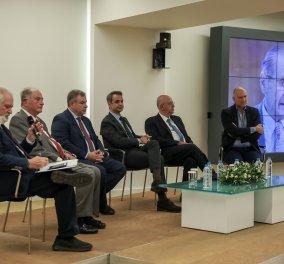 Κυρ. Μητσοτάκης: Ήρθε η ώρα για την επιχειρηματικότητα να στηρίξει πραγματικά τον κόσμο της εργασίας  - Κυρίως Φωτογραφία - Gallery - Video