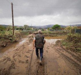 Σάκης Αρναούτογλου: Χαλάει ο καιρός από το βράδυ - Η κακοκαιρία «Μπάλλος» φέρνει πλημμυρογόνες βροχές, καταιγίδες & χιόνια (βίντεο) - Κυρίως Φωτογραφία - Gallery - Video