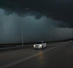 Μετά την «Αθηνά» έρχεται η κακοκαιρία «Μπάλλος»: Έκτακτο δελτίο από την ΕΜΥ - ισχυρές βροχές & καταιγίδες (φωτό) - Κυρίως Φωτογραφία - Gallery - Video