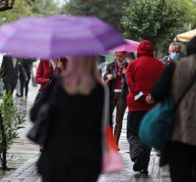 Ο Κλεαρχος Μαρουσάκης προειδοποιεί: Ο μήνας θα κλείσει με επικίνδυνο καιρό - βροχές & καταιγίδες από την Παρασκευή (βίντεο) - Κυρίως Φωτογραφία - Gallery - Video