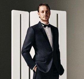 Στα βήματα της Grace Kelly ο Pierre Casiraghi - Ο γιος της Καρολίνας -χάρμα οφθαλμών - στην καμπάνια του Dior Men (φώτο) - Κυρίως Φωτογραφία - Gallery - Video