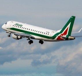 Ciao Alitalia! Τέλος για την αεροπορική εταιρεία της Ιταλίας μετά από 75 χρόνια (φωτό & βίντεο) - Κυρίως Φωτογραφία - Gallery - Video
