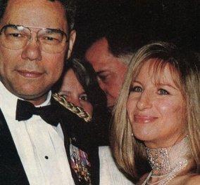 Barbra Streisand & Naomi Campbell αποχαιρετούν τον Colin Powell: Τα συγκινητικά λόγια για τον «γίγαντα» που πέθανε από κορωνοϊό (φωτό) - Κυρίως Φωτογραφία - Gallery - Video