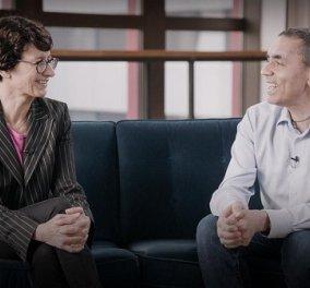Οι επιστήμονες της BioNTech μιλούν στην ελληνική τηλεόραση: Έτσι φτιάχτηκε το εμβόλιο κατά του κορωνοϊού (βίντεο) - Κυρίως Φωτογραφία - Gallery - Video