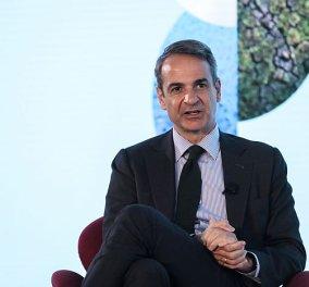 Κυρ. Μητσοτάκης: Ελλάδα και Ιταλία ζητούν κοινή αγορά φυσικού αερίου από την EE (βίντεο)  - Κυρίως Φωτογραφία - Gallery - Video
