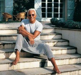 «Ουσιαστικής σημασίας» η ανεξαρτησία του οίκου για τον Giorgio Armani - γιατί ο σχεδιαστής μόδας παραμένει ο μοναδικός μέτοχος  - Κυρίως Φωτογραφία - Gallery - Video