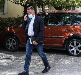 Αλέξης Κούγιας: Είχε τροχαίο ατύχημα στο δρόμο για τη Λάρισα - κατευθυνόταν στη συνέντευξη Τύπου του νέου προπονητή της ομάδας  - Κυρίως Φωτογραφία - Gallery - Video