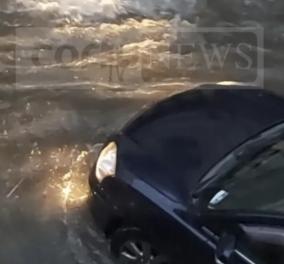 Κακοκαιρία ''Αθηνά'': Ισχυρή βροχόπτωση στην Κέρκυρα - Κλειστά σχολεία, δυνατοί άνεμοι στους Παξούς (φωτό - βίντεο) - Κυρίως Φωτογραφία - Gallery - Video