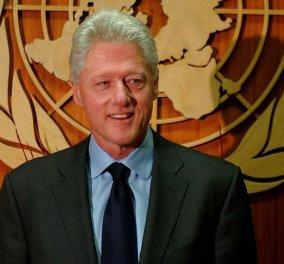ΗΠΑ: Ο πρώην πρόεδρος Μπιλ Κλίντον νοσηλεύεται σε νοσοκομείο της Καλιφόρνιας - Έχει λοίμωξη του ουροποιητικού (βίντεο) - Κυρίως Φωτογραφία - Gallery - Video