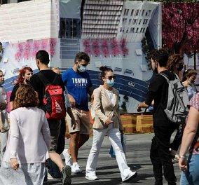 Κορωνοϊός - Ελλάδα: 2.636 νέα κρούσματα, 32 νεκροί, 329 διασωληνωμένοι - Κυρίως Φωτογραφία - Gallery - Video