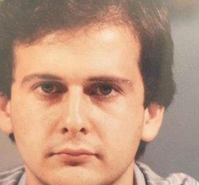Ο Κωστής Χατζηδάκης νεαρός με πλούσια κόμη - vintage φωτό ανέσυρε ο υπουργός Εργασίας  - Κυρίως Φωτογραφία - Gallery - Video