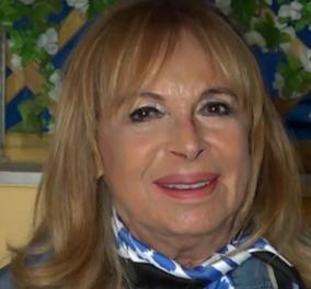 Συγκλονίζει η Αννα Φόνσου: ''Τον Γιώργο Μαρίνο τον εξαφάνισε ένας φίλος του και με βρίζει''  - Τι είπε για την Αλίκη Βουγιουκλάκη; (βίντεο) - Κυρίως Φωτογραφία - Gallery - Video