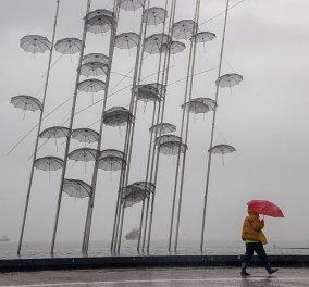 Κακοκαιρία ''Αθηνά'': Σαρώνει την χώρα με καταιγίδες & πτώση της θερμοκρασία - Λεπτό προς λεπτό η πορεία της (live βίντεο) - Κυρίως Φωτογραφία - Gallery - Video