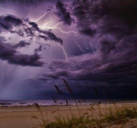 Κακοκαιρία ''Μπάλλος'': Βροχές, καταιγίδες & χαλαζοπτώσεις φέρνει στο πέρασμά της - Δείτε live την πορεία της, που κατευθύνεται  - Κυρίως Φωτογραφία - Gallery - Video