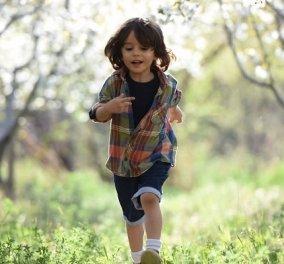 Τα παιδιά που περνούν χρόνο στη φύση είναι πιο χαρούμενα, πιο υγιή και λιγότερο αγχωμένα - ξεκινάμε τις βόλτες λοιπόν! - Κυρίως Φωτογραφία - Gallery - Video
