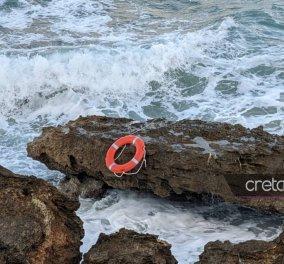Κρήτη: Πνίγηκε παππούς που κολυμπούσε με τα εγγόνια του - Σώθηκαν τα δύο παιδάκια (φωτό) - Κυρίως Φωτογραφία - Gallery - Video
