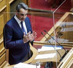 Κυρ. Μητσοτάκης: Κάθε «όχι» σήμερα είναι ένα «όχι» στη βούληση των πολιτών - H έγκριση της Συμφωνίας με τη Γαλλία σημαίνει θωράκιση της χώρας - Κυρίως Φωτογραφία - Gallery - Video