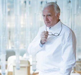 Alain Ducasse: Ο chef με τα περισσότερα αστέρια Michelin σε όλο τον πλανήτη - ο πρωτοπόρος της γαστροθεραπείας και της «Naturalité» (φωτό) - Κυρίως Φωτογραφία - Gallery - Video