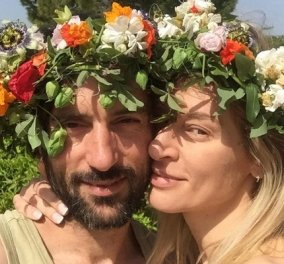 Η Ζέτα Δούκα & ο Μιχάλης Χατζηαντωνάς γιορτάζουν: «8 χρόνια μαζί σου!» - οι φωτογραφίες με τις πιο όμορφες στιγμές τους - Κυρίως Φωτογραφία - Gallery - Video