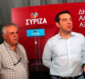 Γ. Δραγασάκης: ''Επιδιώκουμε συμφωνία - Σε περίπτωση ανεπιθύμητου αδιεξόδου τον λόγο πρέπει να τον έχει ο λαός'' - Κυρίως Φωτογραφία - Gallery - Video