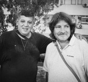 Ένα story αλλιώτικο από τα άλλα: Όταν ο Λάμπρος & ο Χρήστος, άστεγοι ξεναγούν κάθε Σάββατο τους συνανθρώπους τους στις γειτονιές του κέντρου! (φωτό)  - Κυρίως Φωτογραφία - Gallery - Video