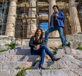 Μade in Greece η διεθνής ταινία ''Πρόμαχος'': Με Έλληνες παραγωγούς για την επιστροφή των γλυπτών! (Φωτό - βίντεο) - Κυρίως Φωτογραφία - Gallery - Video