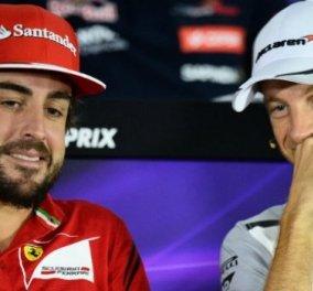 Φερνάντο Αλόνσο και Τζένσον Μπάτον, το δίδυμο της επιτυχίας της McLaren για το 2015! - Κυρίως Φωτογραφία - Gallery - Video