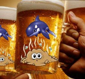 Απίστευτο κι όμως αληθινό: Ισλανδική ζυθοποιία δημιούργησε μπύρα με άρωμα... φάλαινας! - Κυρίως Φωτογραφία - Gallery - Video