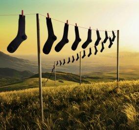 Vintage Story: Η ιστορία της κάλτσας - πως οι Αρχαίοι Έλληνες ανακάλυψαν την κάλτσα που την ελεγαν πίλημα! Το δε αγγλικό sock από το συκκός!  - Κυρίως Φωτογραφία - Gallery - Video