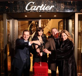 Κάννες: Έκλεψαν κοσμήματα αξίας εκατομμυρίων από το κατάστημα του Cartier - Κυρίως Φωτογραφία - Gallery - Video