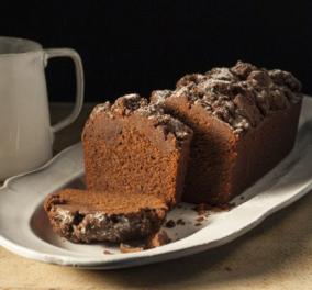 O κορυφαίος Έλληνας ζαχαροπλάστης Σ. Παρλιάρος μας ετοιμάζει ένα φανταστικό κέικ με κραμπλ, κουβερτούρα & κανέλα! - Κυρίως Φωτογραφία - Gallery - Video