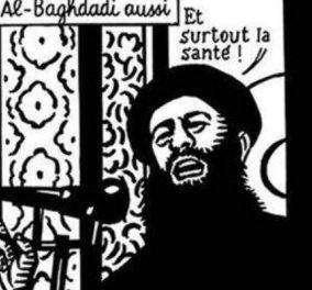 Αυτή ήταν η τελευταία ανάρτηση του Charlie Hebdo πριν το τρομοκρατικό χτύπημα - Κυρίως Φωτογραφία - Gallery - Video
