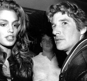 Vintage Beauty Pics: Όταν ο Ρίτσαρντ Γκιρ με τη Σίντι Κρόφορντ, ήταν το πιο όμορφο & λαμπερό ζευγάρι της παγκόσμιας σόουμπιζ! - Κυρίως Φωτογραφία - Gallery - Video