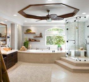 Υπέροχα μπάνια σε στυλ Ασιατικό για να ξεκουράσετε νου & σώμα με στυλ - Κάντε το λουτρό σας home spa! - Κυρίως Φωτογραφία - Gallery - Video