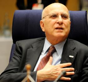 Σ. Δήμας: «Να σταθούν στο ύψος τους οι Έλληνες βουλευτές - Θέλω να συμβάλω στην ενότητα του λαού» - Κυρίως Φωτογραφία - Gallery - Video