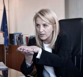 """Ρ. Δούρου, «η έμπιστη του Α. Τσίπρα» στο Spiegel: «Η πολιτική της λιτότητας δεν κατέστησε το ευρώ ισχυρότερο - Μόνη ευκαιρία το """"κούρεμα""""» - Κυρίως Φωτογραφία - Gallery - Video"""