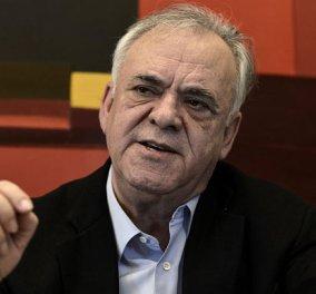 Γ.Δραγασάκης: Ίσως υποχρεωθούμε να πάρουμε από μόνοι μας μέτρα - Το χρέος πρέπει να γίνει βιώσιμο - Κυρίως Φωτογραφία - Gallery - Video