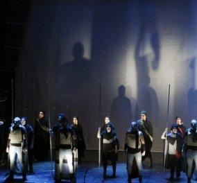 Παγκόσμια περιοδεία της θεατρικής παράστασης  «Alexander the Great» από το Κρατικό Θέατρο  Βορείου Ελλάδος  - Κυρίως Φωτογραφία - Gallery - Video
