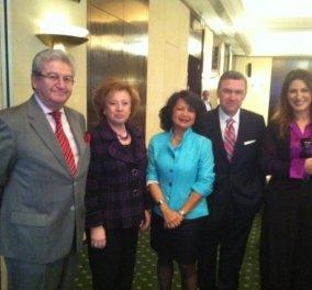 Παγκόσμια Διάσκεψη Κορυφής Γυναικών Αθήνα 2012 - Κυρίως Φωτογραφία - Gallery - Video