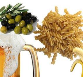 Τα 5+1 παρεξηγημένα τρόφιμα της διατροφής μας : ζυμαρικά , μπανάνα , μπύρα, ξηροί καρποί - Κυρίως Φωτογραφία - Gallery - Video