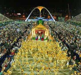 Φαντασμαγορικό βίντεο και φωτογραφίες από το Καρναβάλι του Ρίο! - Κυρίως Φωτογραφία - Gallery - Video